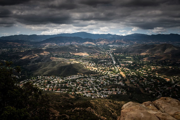 Simi Valley - Window To The Conejo Valley